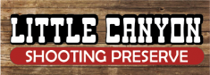 Little Canyon Shooting Preserve Logo